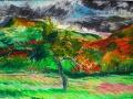 <i>Mt, Norwottuck and Apple Tree</i>