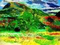 <i>Mt. Norwottuck and Apple Tree</i>
