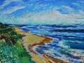 <i>Ocean, Dunes and Sky</i>