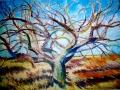 <i>Winter Apple Tree</i>