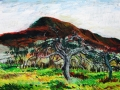 <i>Mt. Norwottuck and Apple Tree</i>