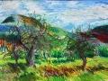 <i>Mt. Norwottuck and Apple Trees<i/>